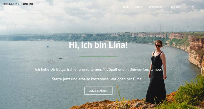 Online Business Bulgarisch lernen