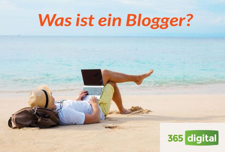 Was ist ein Blogger?