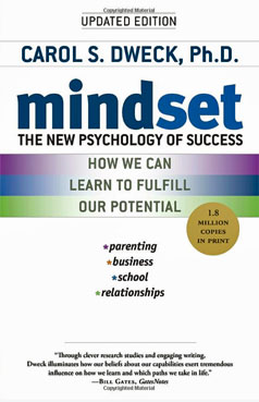 Carol Dweck - Mindset: The New Psychology of Success