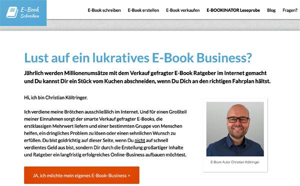 E-Bookinator