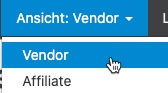 Digistore24 Vendor-Ansicht
