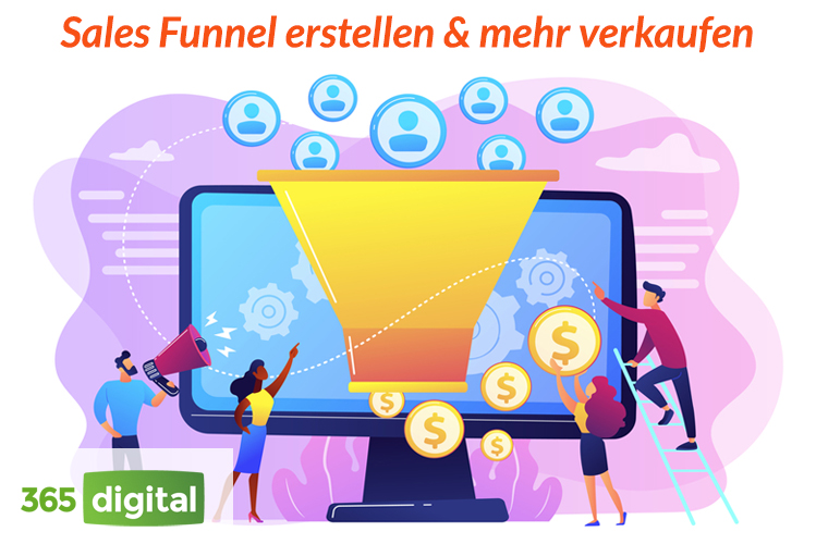 Sales-Funnel erstellen