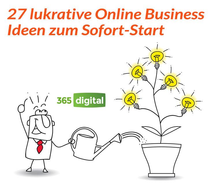 27 Online Business Ideen